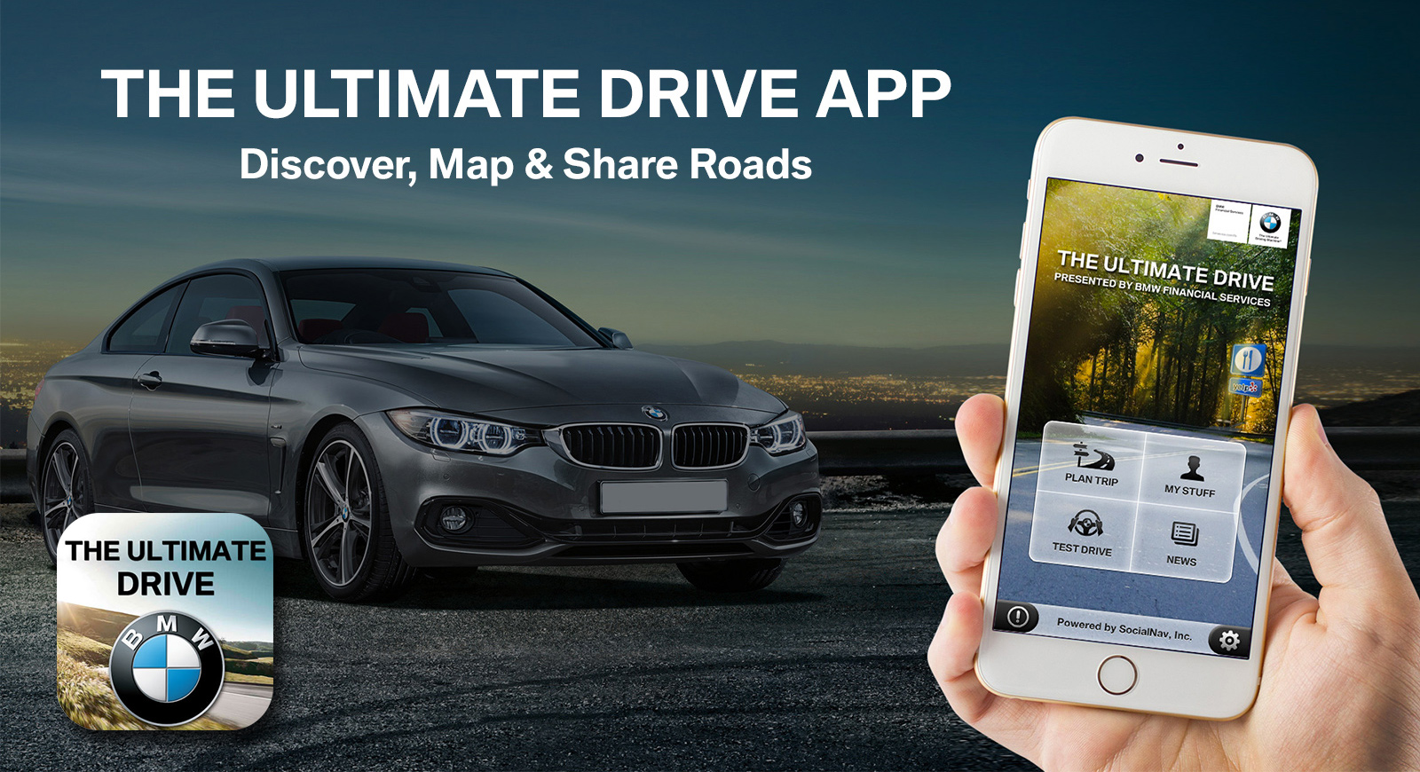 The Ultimate Drive BMW